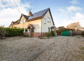 Thumbnail 3 bed semi-detached house for sale in Gracechurch Street, Debenham, Stowmarket