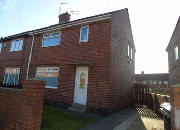 Thumbnail 2 bed semi-detached house for sale in Matfen Gardens, Wallsend