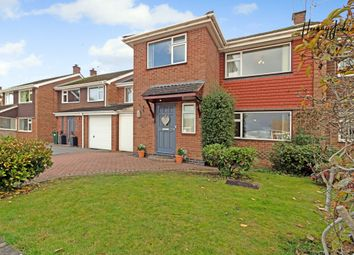 Thumbnail 3 bed detached house for sale in Hexworthy Avenue, Coventry