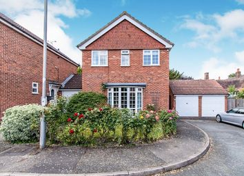 Thumbnail 3 bed detached house for sale in Dairy Close, Sutton At Hone, Dartford