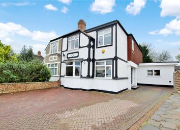 Thumbnail 5 bedroom semi-detached house for sale in Valliers Wood Road, Sidcup, Kent