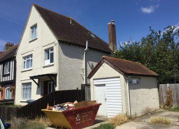 Thumbnail 6 bed end terrace house for sale in Burnham Avenue, Bognor Regis