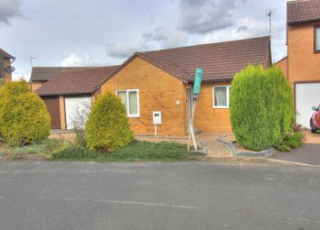 Thumbnail 2 bed bungalow for sale in Marmion Close, Fleckney, Leicester