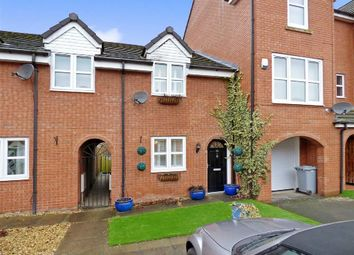 Thumbnail 2 bed mews house to rent in Lambert Crescent, Nantwich
