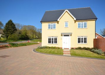 Thumbnail 3 bed semi-detached house to rent in Whitaker Close, Pinhoe, Exeter