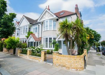 Thumbnail 5 bed semi-detached house for sale in West Park Road, Kew, Richmond