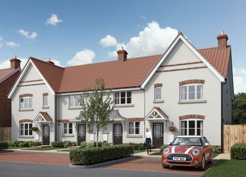 Thumbnail 2 bed terraced house for sale in Dollicott, Haddenham, Aylesbury