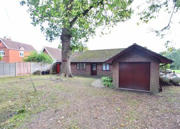 Thumbnail 3 bed detached bungalow for sale in Bonnetts Lane, Ifield, Crawley, West Sussex