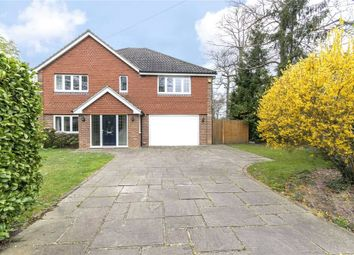 Thumbnail 5 bed detached house to rent in Dartnell Park Road, West Byfleet, Surrey