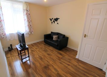Thumbnail 1 bed flat to rent in Haselbury Road, Edmonton, London