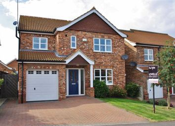 Thumbnail 4 bed property for sale in Ramblers Lane, Barton-Upon-Humber