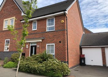 Thumbnail 3 bed semi-detached house to rent in Navigation Way, Newcastle Under Lyme, Staffs