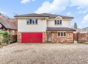 New Wokingham Road, Crowthorne, Berkshire RG45. 5 bed detached house for sale