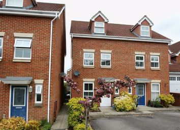 Thumbnail 3 bed semi-detached house for sale in White Tree Close, Fair Oak, Eastleigh