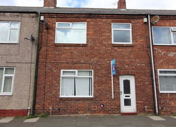 Thumbnail 3 bed terraced house to rent in Milburn Road, Ashington