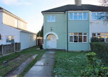 Thumbnail 4 bed semi-detached house for sale in Douglas Road, Clacton On Sea