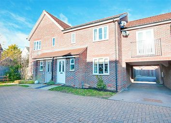 Thumbnail 3 bed terraced house for sale in Cox's Gardens, Bishop's Stortford, Hertfordshire