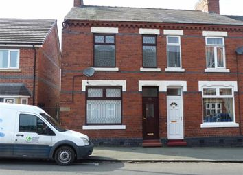 Thumbnail 3 bedroom end terrace house to rent in Stewart Street, Crewe