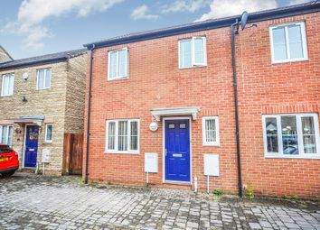 Thumbnail 3 bedroom semi-detached house for sale in Zander Road, Calne