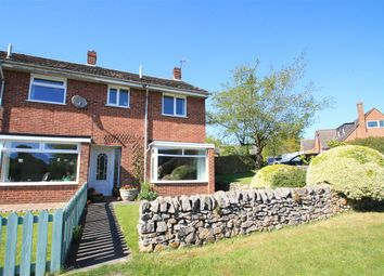 Thumbnail 3 bed end terrace house for sale in Rodsley Lane, Yeaveley, Ashbourne