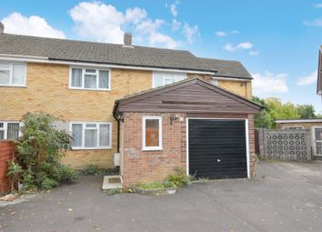 Thumbnail 4 bed end terrace house for sale in Charter Road, Newbury