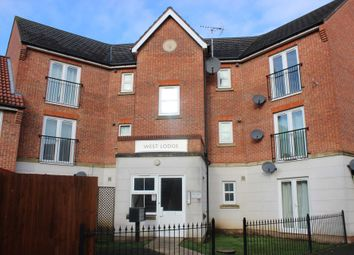 Thumbnail 2 bed flat to rent in West Lodge, Thamesmead West