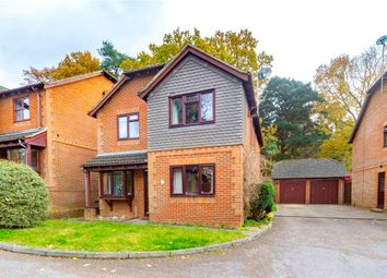 Thumbnail 4 bed detached house for sale in Cannon Close, College Town, Sandhurst