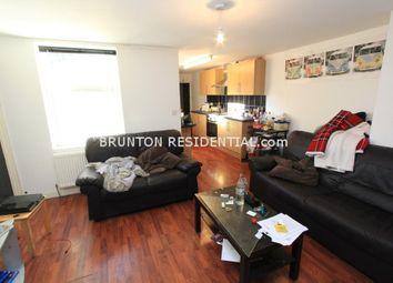 Thumbnail 4 bedroom flat to rent in Deuchar Street, Jesmond, Newcastle Upon Tyne