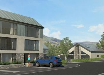 Thumbnail 4 bed town house for sale in Parc Cynefin, Godreaman, Aberdare