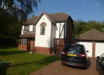 Thumbnail 4 bed detached house to rent in Paxton Crescent, Shenley Lodge, Milton Keynes