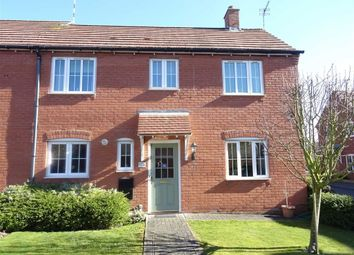 3 bed town house for sale in Paddock Way, Hinckley LE10