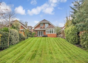 Thumbnail 3 bedroom detached house for sale in Ayerswood, Bursledon Road, Hedge End, Southampton