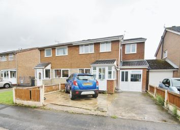 Thumbnail 4 bedroom semi-detached house for sale in Elder Close, Warton