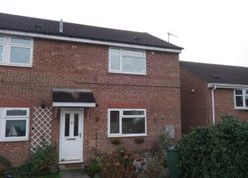 Thumbnail 2 bed maisonette for sale in Dominion Road, Glenfield, Leicester