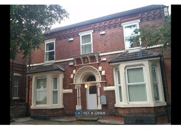 Thumbnail 2 bed flat to rent in Burns Street, Nottingham