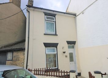 Thumbnail 2 bed terraced house for sale in Lester Road, Chatham