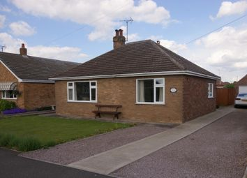 Thumbnail 3 bed detached bungalow to rent in Harwood Avenue, Holbeach, Spalding