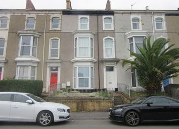 Thumbnail 1 bed flat to rent in Ground Floor Flat, Bryn Road, Brynmill, Swansea.