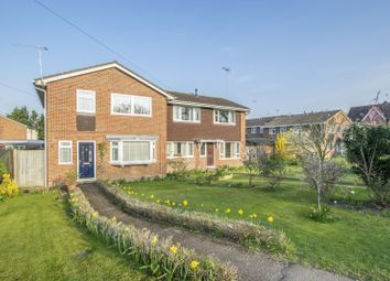 Thumbnail 4 bed semi-detached house for sale in Wallingford Road, Goring On Thames, Reading