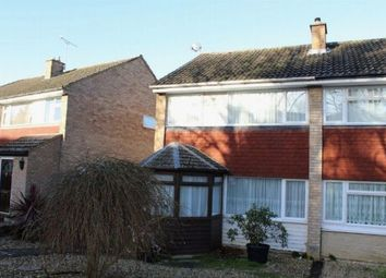 Thumbnail 3 bed semi-detached house for sale in Gleneagles Close, Daventry, Northampton