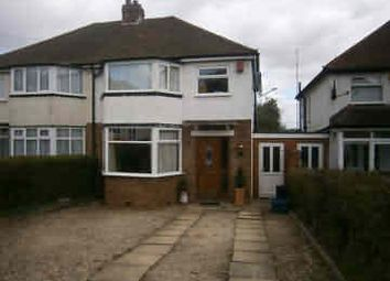 Thumbnail 3 bed semi-detached house to rent in White Farm Road, Four Oaks, Sutton Coldfield