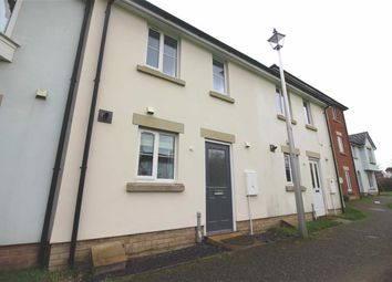 Thumbnail Terraced house for sale in Westaway Heights, Barnstaple