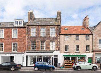 Thumbnail 3 bed flat for sale in High Street, Dunbar, East Lothian