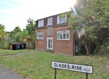 Thumbnail 2 bed flat for sale in Slades Rise, Enfield