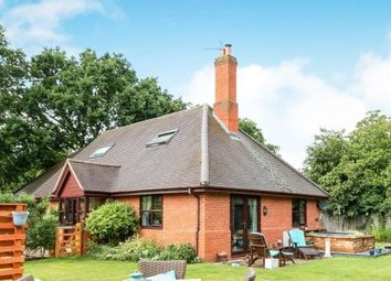 Thumbnail 3 bed detached house for sale in Sherfield-On-Loddon, Hook, Hampshire