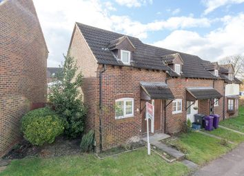 Thumbnail 1 bedroom end terrace house for sale in Page Close, Baldock