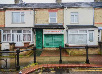 Thumbnail 2 bedroom terraced house for sale in Belsize Avenue, Woodston, Peterborough