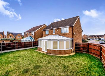 Thumbnail 4 bed detached house for sale in Halesowen Drive, Abbefields, Elstow