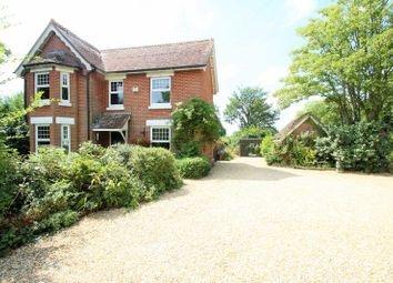 Thumbnail 4 bed detached house for sale in Winchester Road, Durley, Southampton