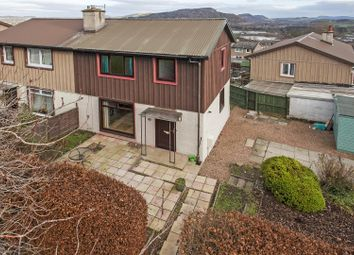 Thumbnail 3 bed semi-detached house for sale in Glenlochay Road, Perth